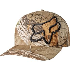 Fox Realtree 45 FlexFit Hat - 19492-027-L/XL