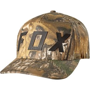 Fox Realtree FoxHead FlexFit Hat - 19493-027L/XL