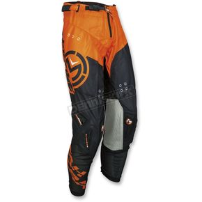 Moose Black/Orange Sahara Pants  - 2901-6611