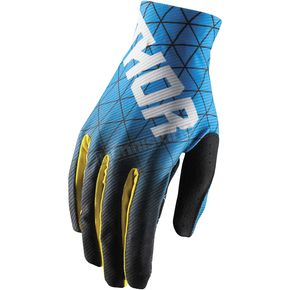 Thor Blue Void Vawn Gloves - 3330-4706