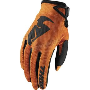 Thor Orange Sector Gloves - 3330-4732
