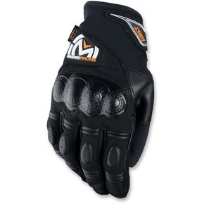Moose Black/Orange XCR Gloves  - 3330-4740