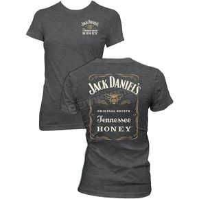 Women's Gray Honey T-Shirt
