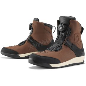 Icon Brown Patrol 2 Boots - 3403-0898