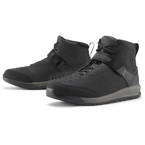 Icon Men's Black Superduty 5 Boots - 3403-0916