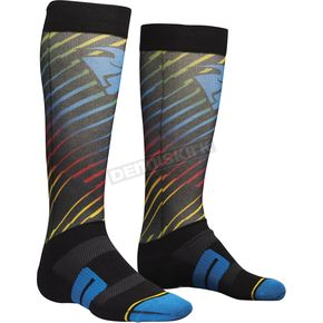 Thor Multi Moto Sub Rodge Socks - 3431-0393