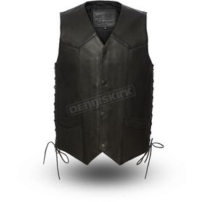 First Manufacturing Co. Deadwood Platinum Vest - FIM-644-CPM-S