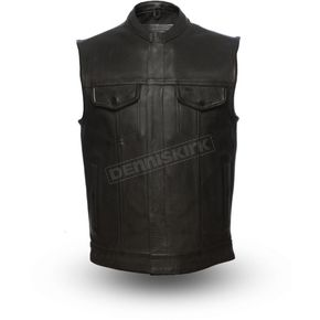 First Manufacturing Co. Hotshot Platinum Vest - FIM-686-CPM-M