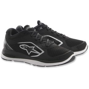 Alpinestars Black Alloy Shoes - 265401810-11.5
