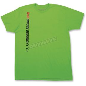 Moose Green Race Day Tee Shirt - 3030-15881