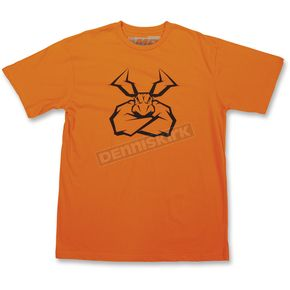 Moose Orange Agroid T-Shirt - 3030-15895