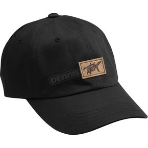 Thor Womens Black Rowdy Hat - 2501-2772