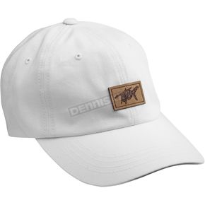 Thor Womens White Rowdy Hat - 2501-2774
