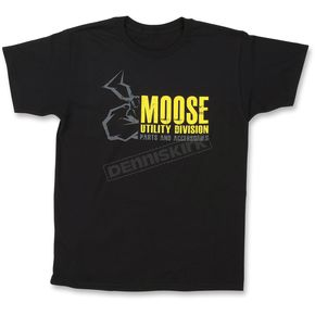 Moose Black Mud T-Shirt  - 3030-15966