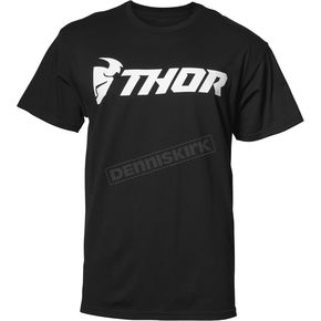 Thor Mens Black Loud Tee Shirt - 3030-15977