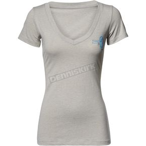 Thor Womens Gray 68 Tee Shirt - 3031-3205