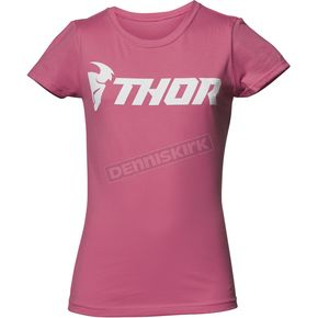 Thor Girls Pink Loud Tee Shirt - 3032-2659