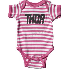 Thor Infant Pink Loud One-Piece Supermini - 3032-2676