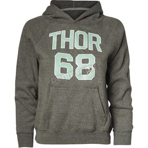 Thor Girls Nickel Team Pullover Sweatshirt - 3052-0438