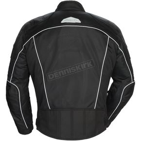 Tour Master Black Intake Air 4.0 Jacket - 8767-0405-07