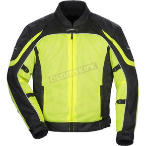 Tour Master Hi-Viz/Black Intake Air 4.0 Jacket - 8767-0413-15