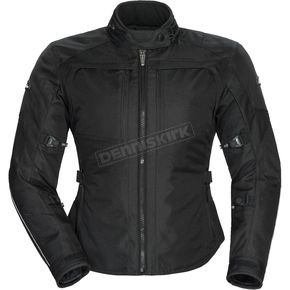 Tour Master Women's Black Pivot Jacket - 8778-0105-74