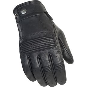 Cortech Rustic Black Duster Gloves - 8336-0125-09