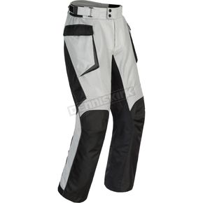 Cortech Gray/Black Sequoia XC Air Adventure Touring Pants - 8922-0107-08