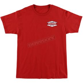 Red Hawthorne T-Shirt