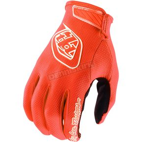 Troy Lee Designs Youth Orange Air Gloves - 406503705