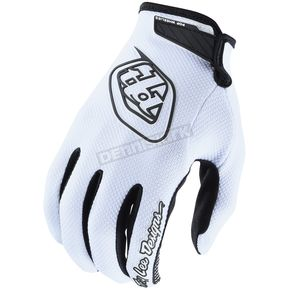 Troy Lee Designs White Air Gloves - 404503106
