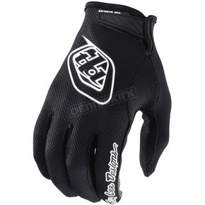 Troy Lee Designs Youth Black Air Gloves - 406503204