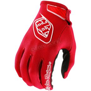 Troy Lee Designs Red Air Gloves - 404503406