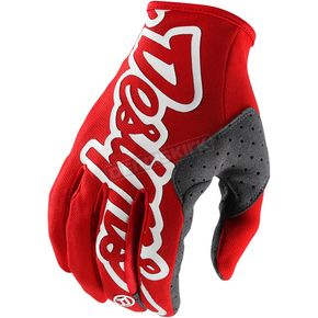Troy Lee Designs Red SE Gloves - 403003043