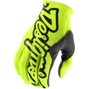 Troy Lee Designs Fluorescent Yellow SE Gloves - 403003054