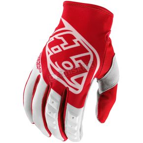 Troy Lee Designs Youth Red GP Gloves - 409003403
