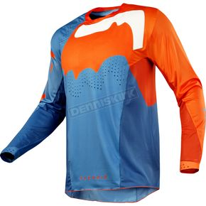 Fox Orange Flexair Hifeye Jersey - 19412-009-S
