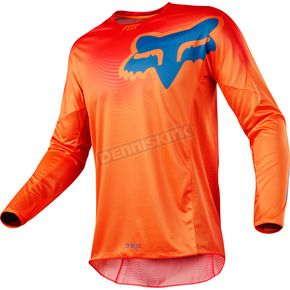 Fox Orange 360 Viza Jersey - 19420-009-XL