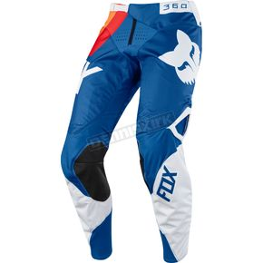 Fox Blue 360 Draftr Pants - 19419-002-32