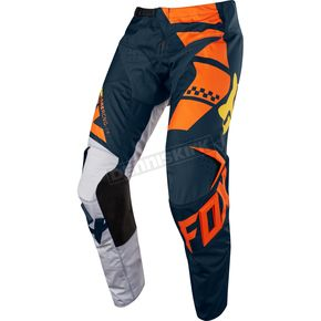 Fox Youth Orange 180 Sayak Pants - 19447-009-28