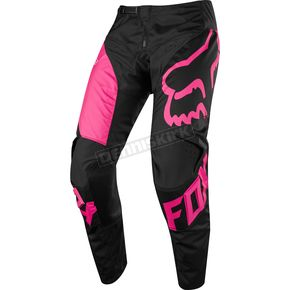 Fox Black 180 Mastar Pants - 19431-001-28