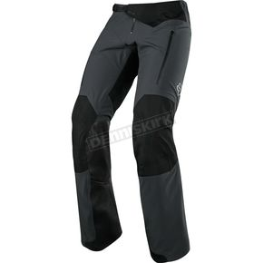 Fox Charcoal Legion Downpour Pants - 19842-028-32