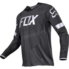 Fox Charcoal Legion Offroad Jersey - 17675-028-L