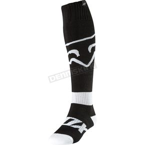 Fox Black Fri Thin Race Socks - 19999-001-L