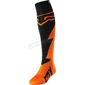 Fox Orange Fri Thick Mastar Socks - 20000-009-L