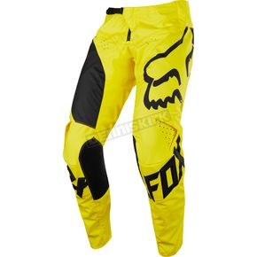 Fox Youth Yellow 180 Mastar Pants - 19445-005-24
