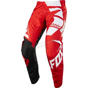 Fox Youth Red 180 Sayak Pants - 19447-003-22