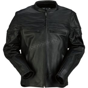 Black Bastion Jacket