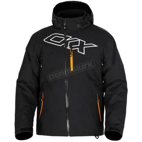 CKX Black/White Husky 3 in I Jacket - M18304_BKBK_M