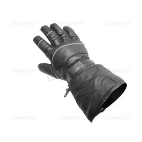 CKX Black Sport Snowmobile Gloves - 525 XL